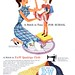 Ads w/ 50's Storybook Styles