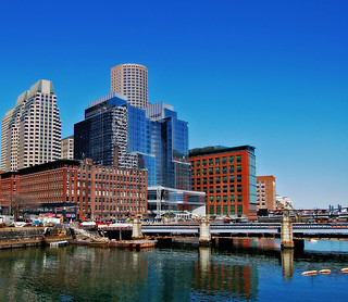 Boston on the Water