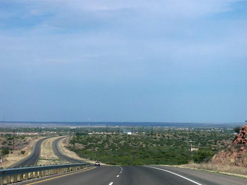 road rural highway driving texas roads