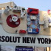 absolut new york