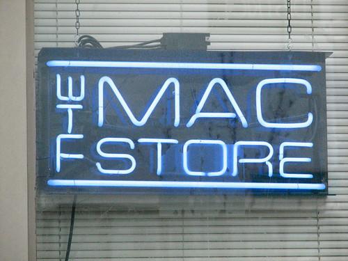 WTF Mac Store