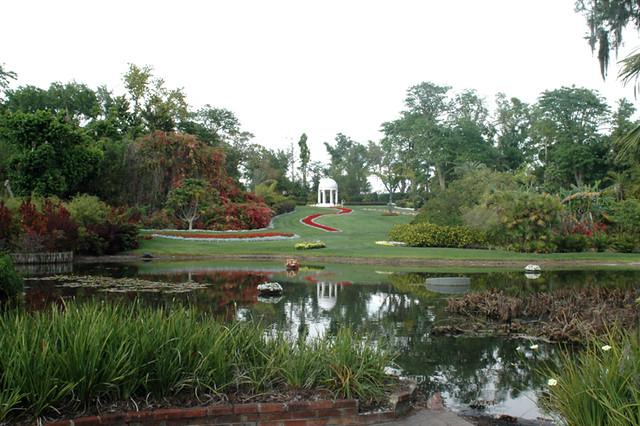 Gazebo At Cypress Gardens Florida Flickr Photo Sharing