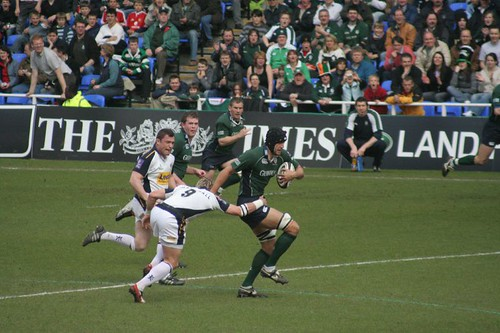 London Irish v Leeds Tykes, 15-Apr-2006