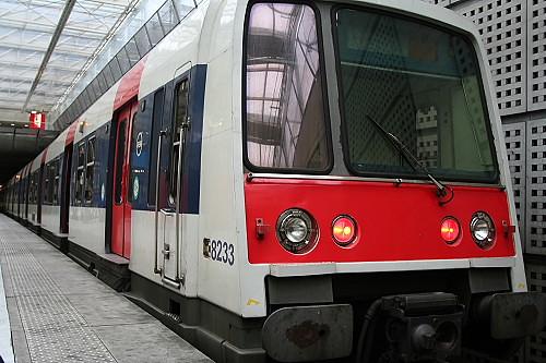 Транспорт Парижа: региональные поезда RER
