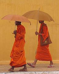 Phnom Phen, orange