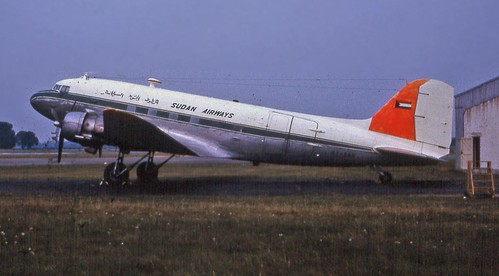 DC3, Bournemouth, 1966