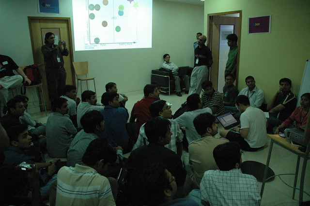 Barcamp Bangalore 1