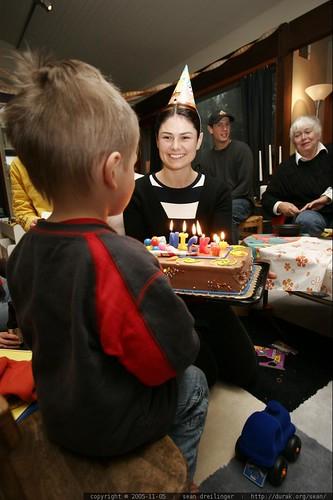 2005-11-05, birthday party, kids, three yea… _MG_9342.JPG