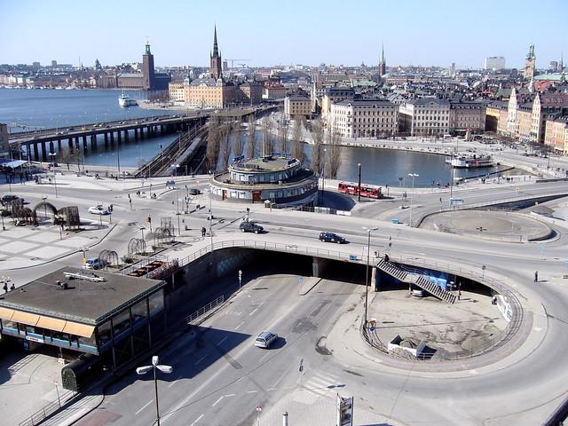 Slussen, Stockholm Flickr Photo Sharing!