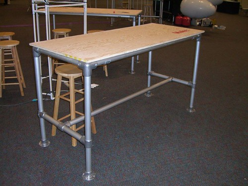 Maker Table - Used at O'Reilly Maker Faires