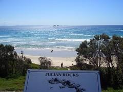 Julian Rocks