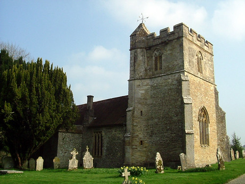Melcombe Bingham Church