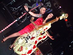 Nekroman plays Patricia and her Bass - Fort Collins, Colorado