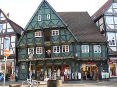 Celle visit