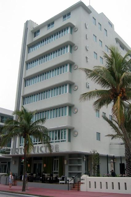 Miami - South Beach: Hotel Victor