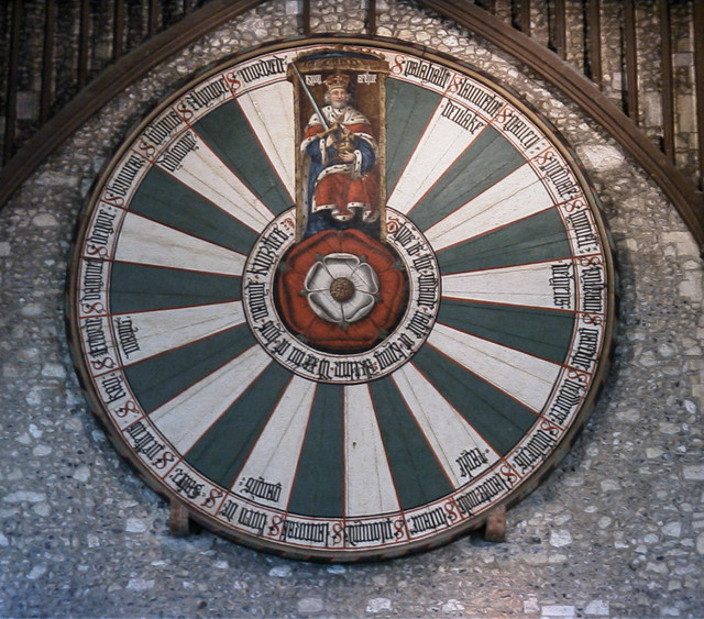 King Arthurs Round Table Winchester Hampshire Flickr Photo Sharing