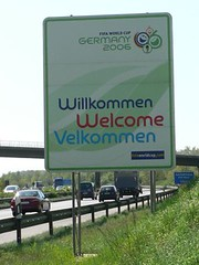 Fußball Welcome