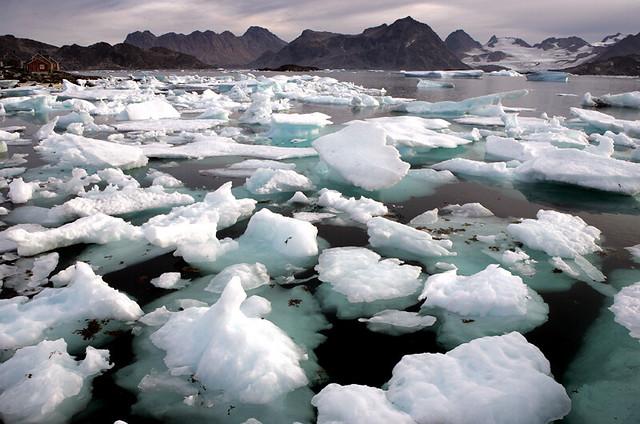 Kulusuk, Groenlandia.