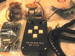 Motores HEQ5 listos para instalar