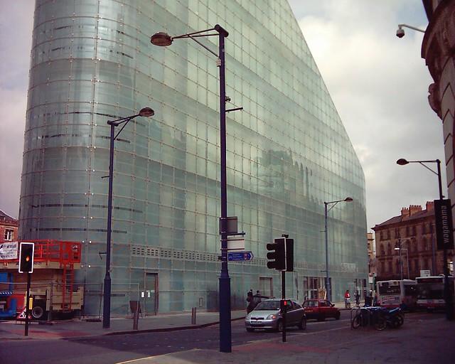 D Exhibition Manchester : Urbis exhibition centre manchester england architecture