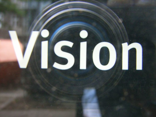 Vision from Flickr via Wylio