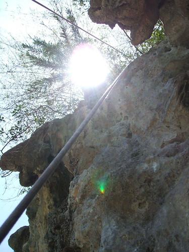 thailand, railay, rock climbing DSCF0372