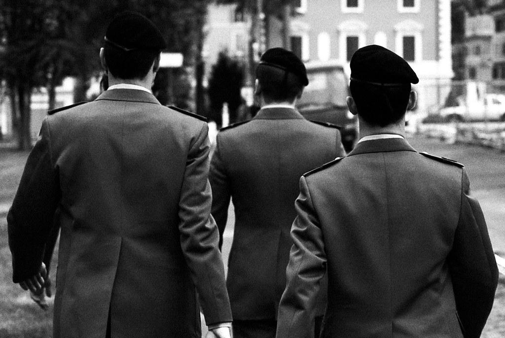 Ruba il Caporale, condannati anche i Comandanti