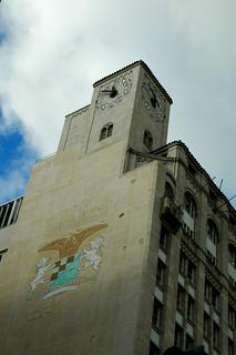Image of James Oviatt Building. losangeles downtown