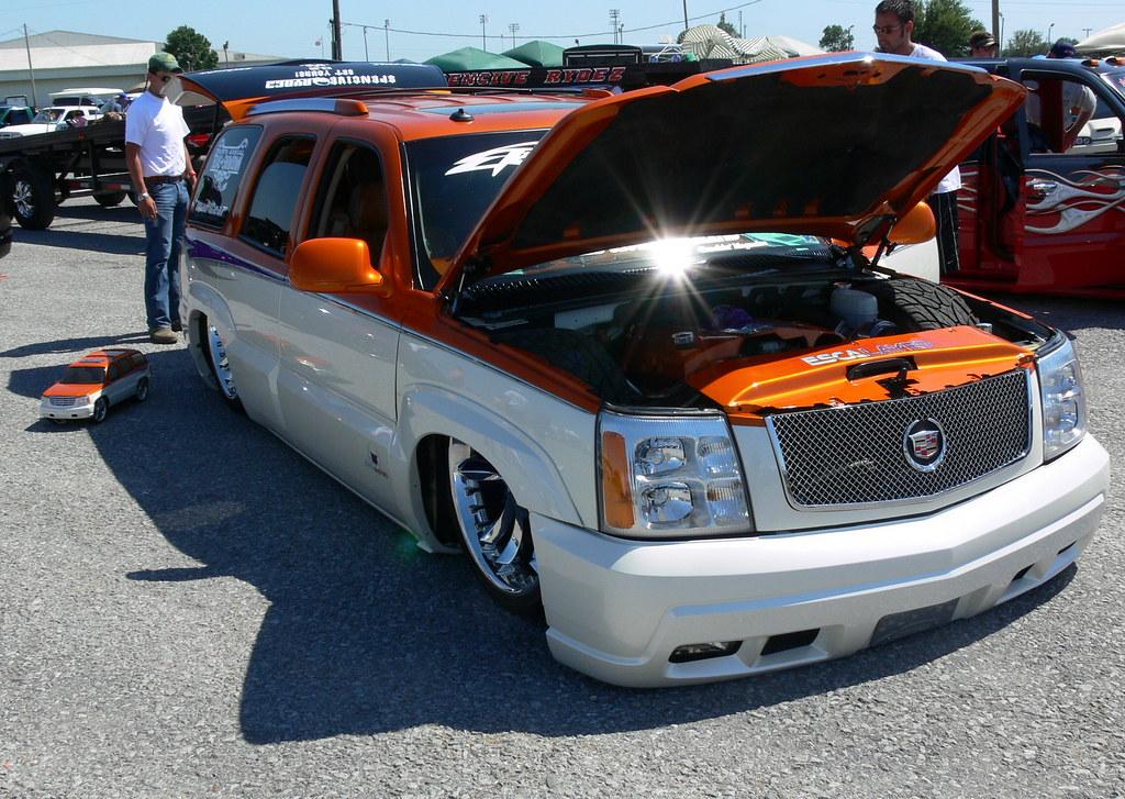 Lowrider Cadillac Escalade Flickr Photo Sharing