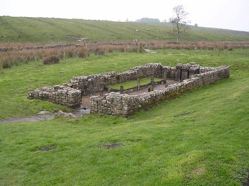 The Carrawburgh mithraeum