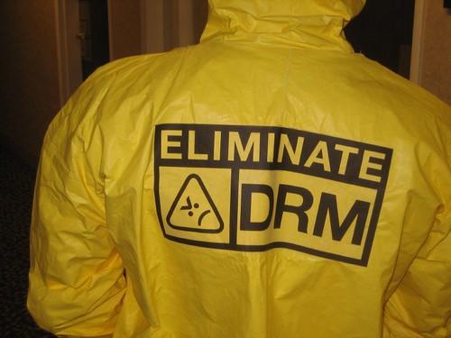 DRM Elimination Crew Suit