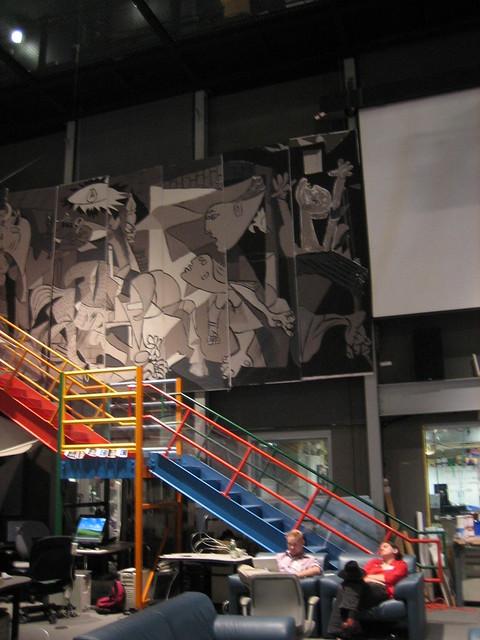 Header of Guernica