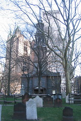 NYC: St Paul's Chapel