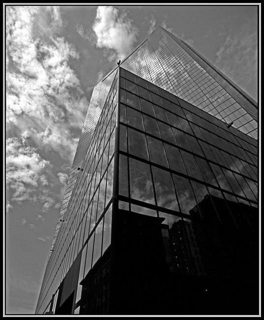 John Hancock - Stuart Avenue-Trinity Place View