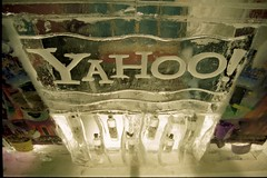 Yahoo Ice Block