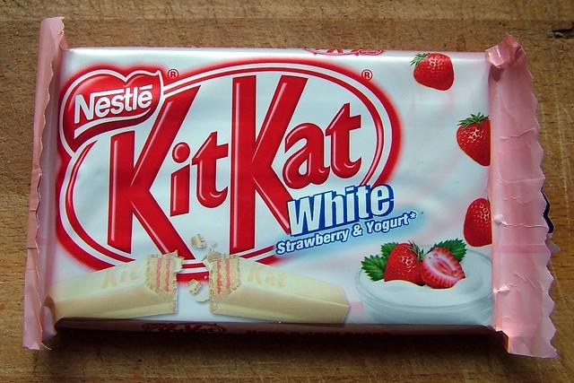 DSCF1798 - White Strawberry Yoghurt - Verpackung
