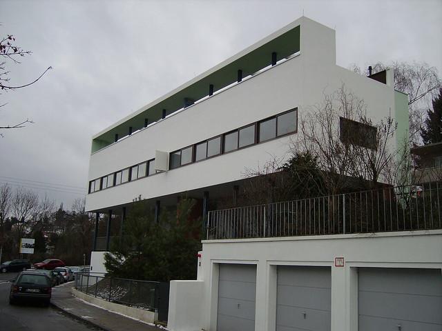 Casa de le corbusier en weissenhof stuttgart explore e - Casas de le corbusier ...