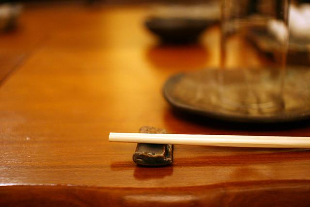 chopstick rest