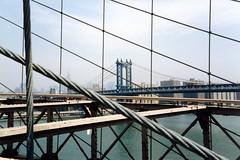NYC - Brooklyn Bridge: Manhattan Bridge
