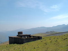 WWII radar station, Eiðiskollur