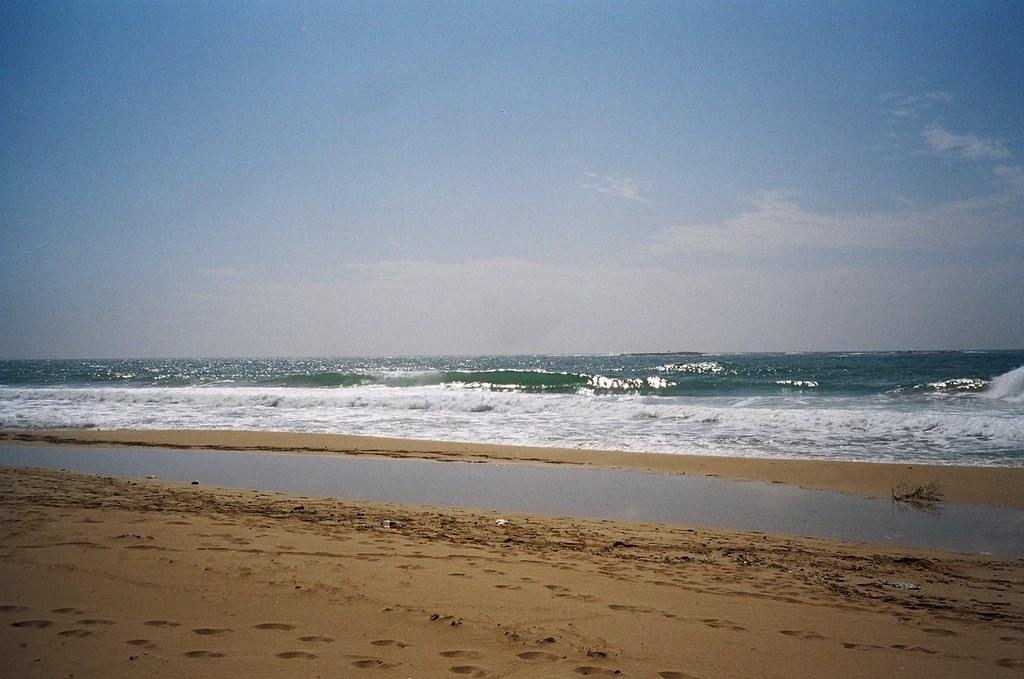 пляж ахзив