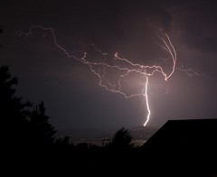 Thunderstorm in Switzerland 2