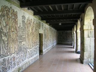 Monasterio de San Xoan de Poio 의 이미지. san galicia creativecommons monasterio pontevedra xoan poio