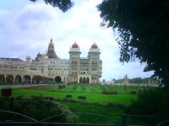 Palace approach