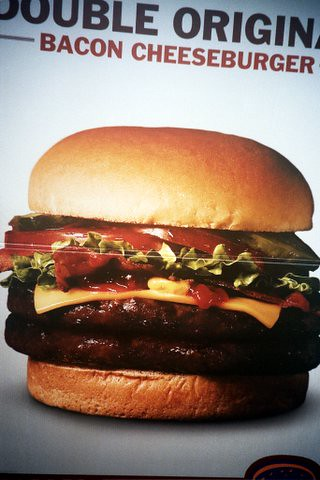 Double Original Bacon Cheeseburger | Flickr - Photo Sharing!
