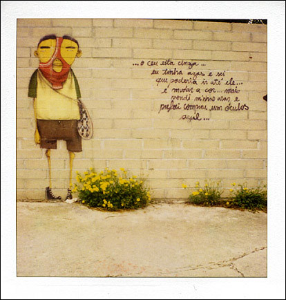 os gemeos - the sky is grey.