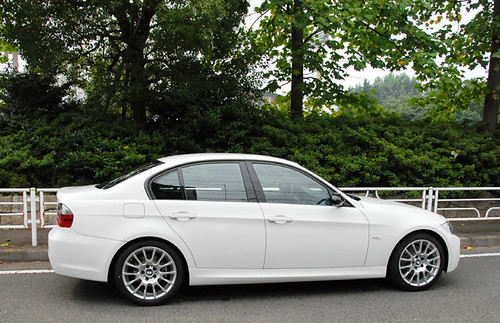2006 bmw 320si e90 side a photo on flickriver. Black Bedroom Furniture Sets. Home Design Ideas