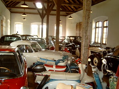 An amazing private car collection