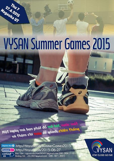VYSAN SUMMER GAMES 2015 Poster_HH2