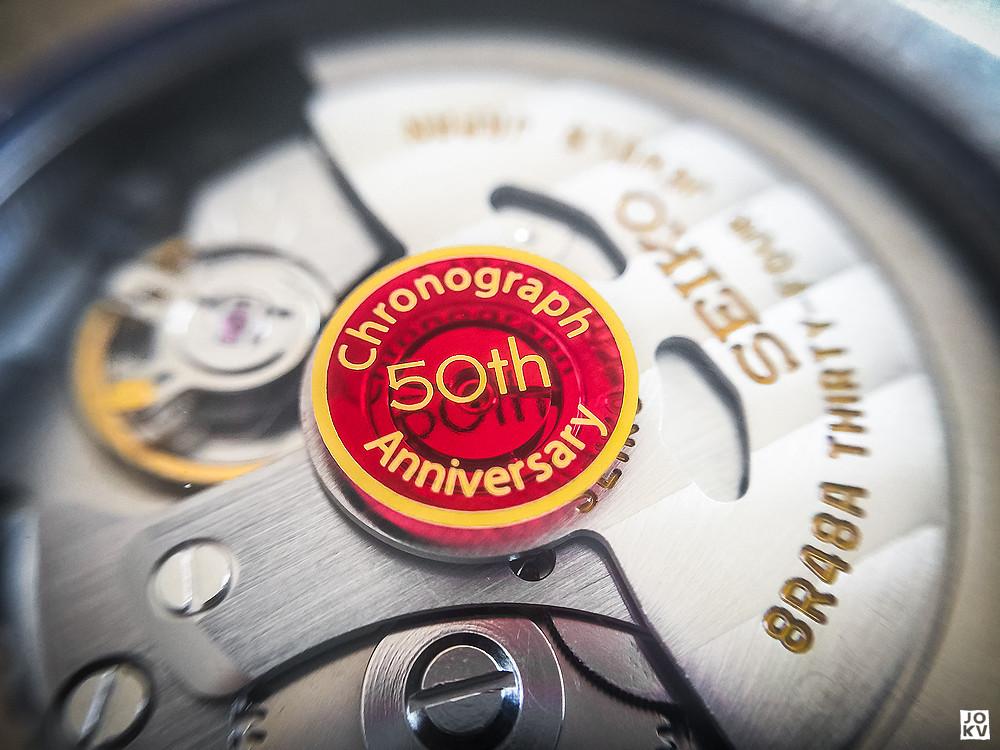 [Revue] Seiko Automatic Chronograph SDGZ013 - Panda 18925263585_43af2425db_b